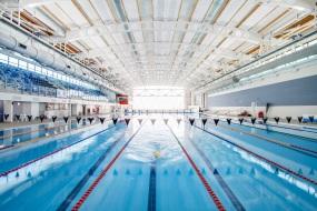 NAC Olympic-sized Pool 50m