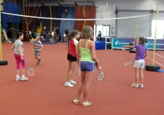 Group 3: Badminton 18-11-2013