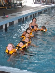 Junior Water Safety - T1, 2014