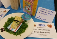 2018 Edible Book Entry