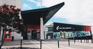 AUT Millennium Main Entrance