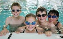 Millennium Swim School Students