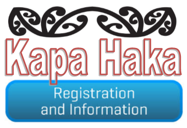 kapa haka rego and info