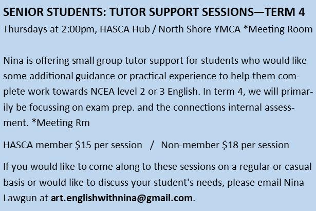 tutoring T4
