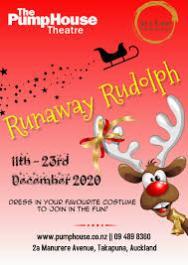 runaway rudolph